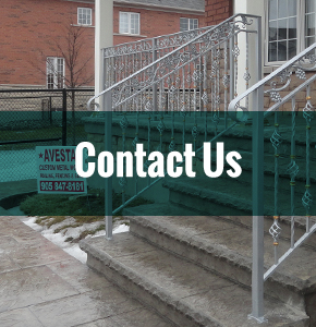 Contact us - metal railing