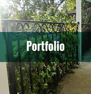 Portfolio - metal guard rail